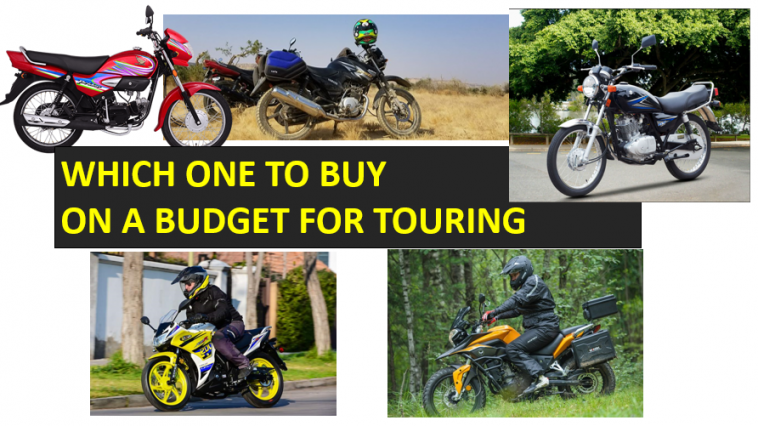 Budget Motorbikes available in pakistan