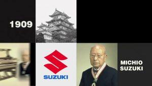 Suzuki 1909 to 2020