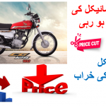Motorcycle prices increasing after corona virus lockdown in pakistan